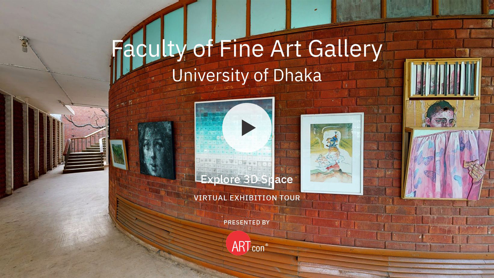 Fine Arts Faculty Collection Gallery